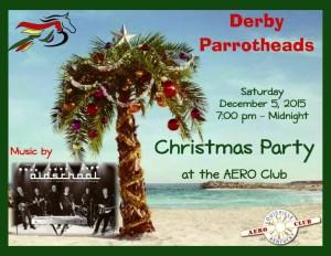 AERO Club Parrothead Christmas 2015-03